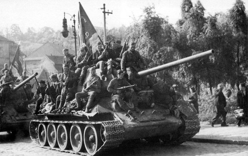 танковая бригада на т-34 вов