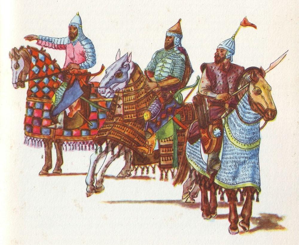 Войны Могулистана
