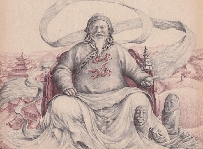 Хубилай хан покоритель Китая