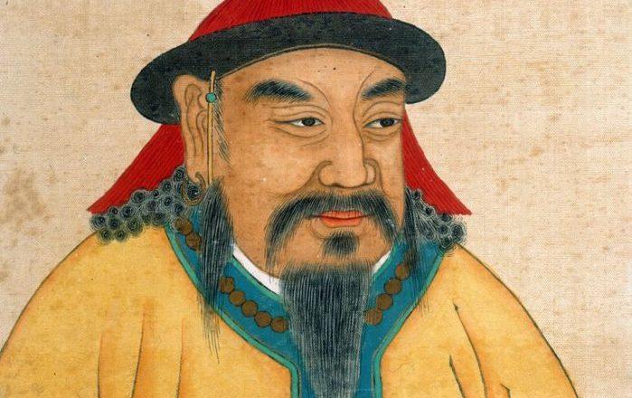 Хубилай Хан внук Чингисхана