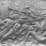 Доска посвященная Ибрагиму-Паше