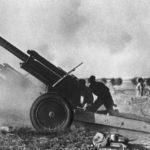 150 килограмм раскаленных осколков для немцев