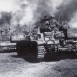 2 немецких танка ВОВ