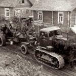 Весенняя грязь не помеха Советской армии