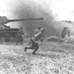 Великая отечественная война атака на на немцев