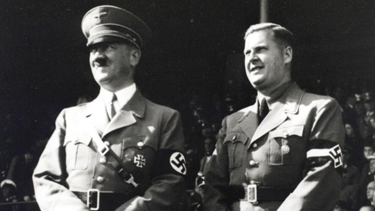 Борман и Гитлер