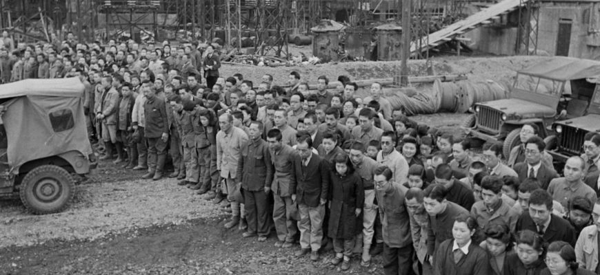 Япония после второй мировой