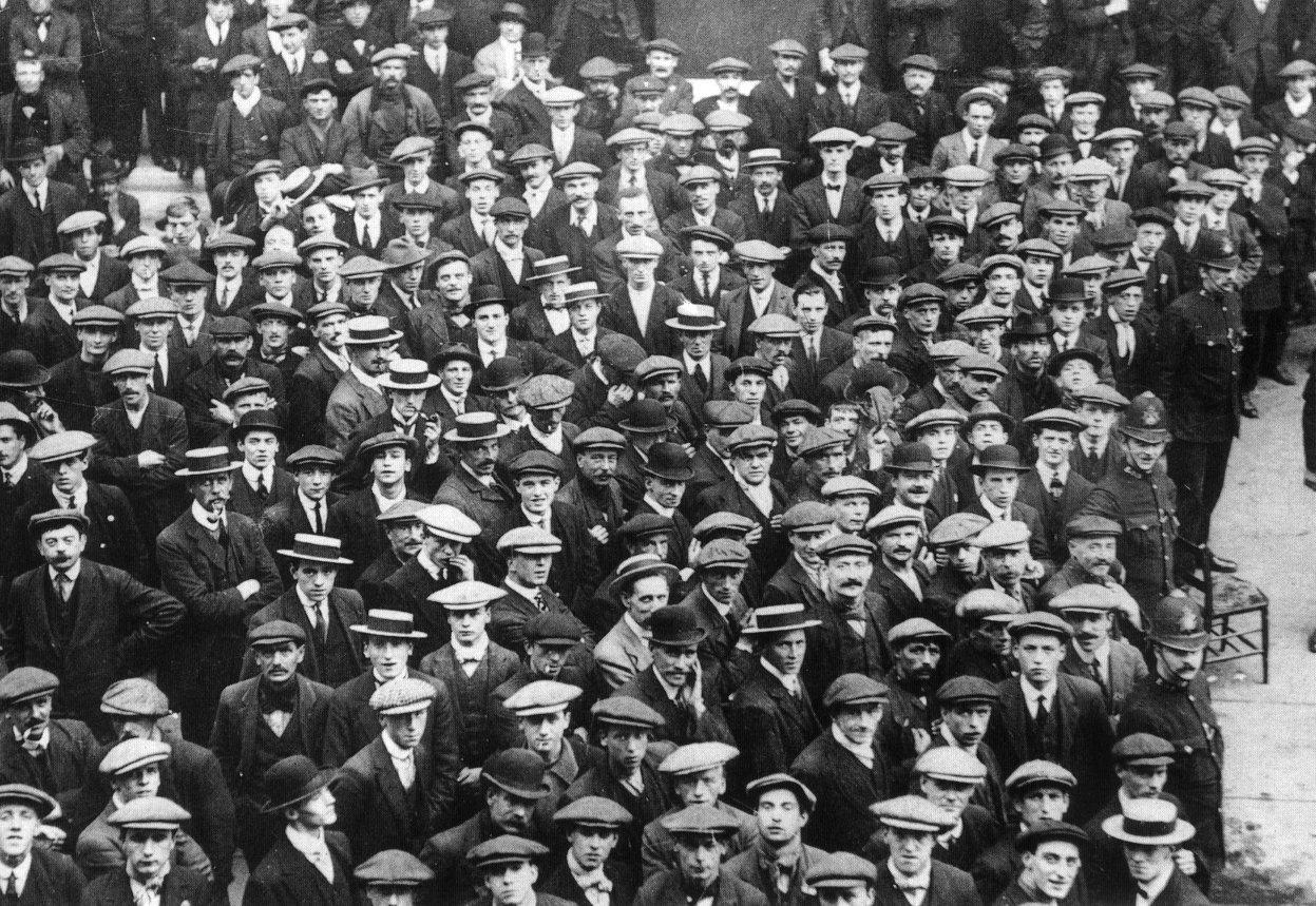 Великобритания в первой мировой