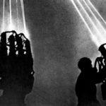 Зенитный прожектор
