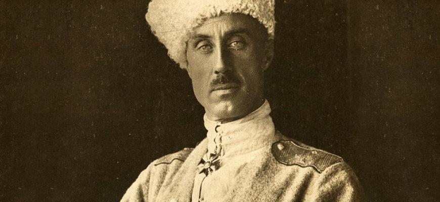 Барон Врангель
