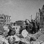 Пленные, Севастополь. Май 1944 года.