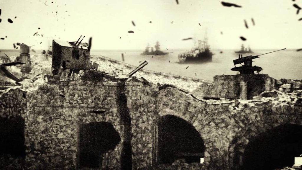 Пулеметы Константиновский равелин ВОВ