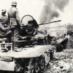 Как немцы пытались захватить в плен комдива