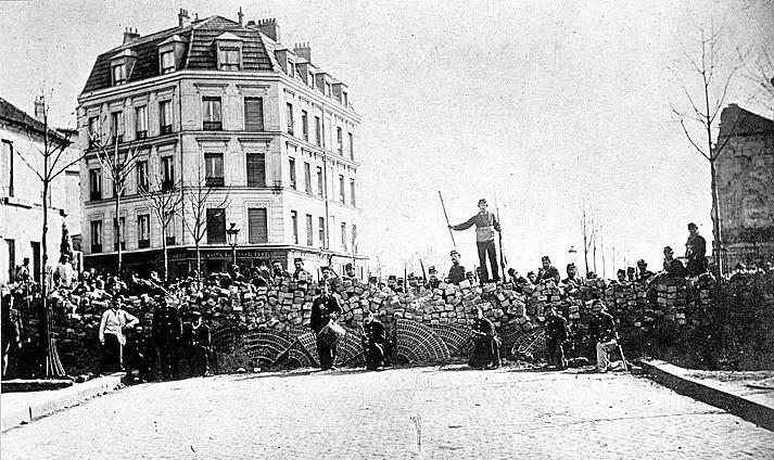 Выступление рабочих Франция