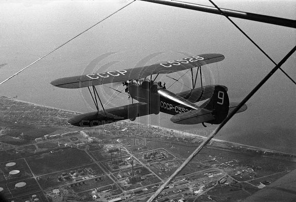 самолет у-2 в воздухе вов