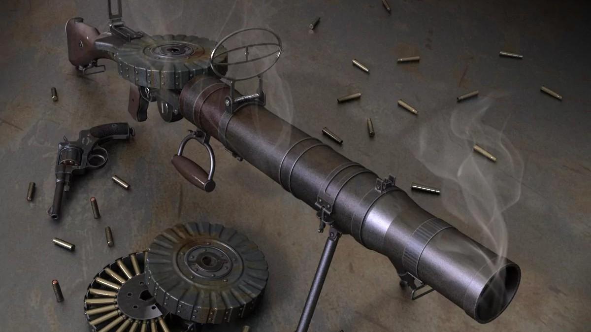 пулемет Льюиса