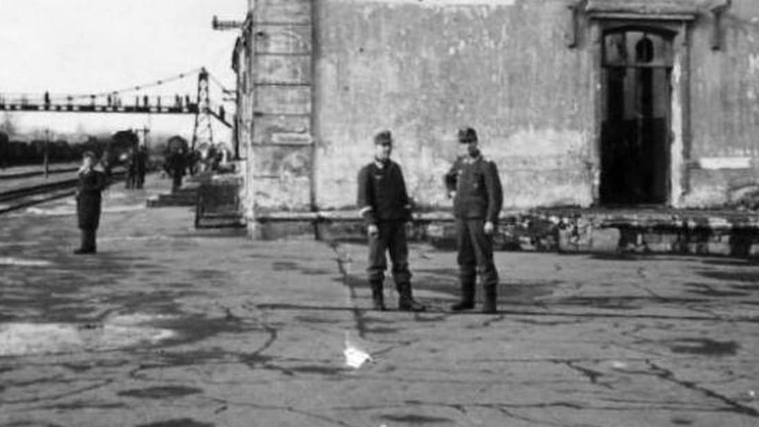 Весточка из Москвы в оккупированном Дзержинске