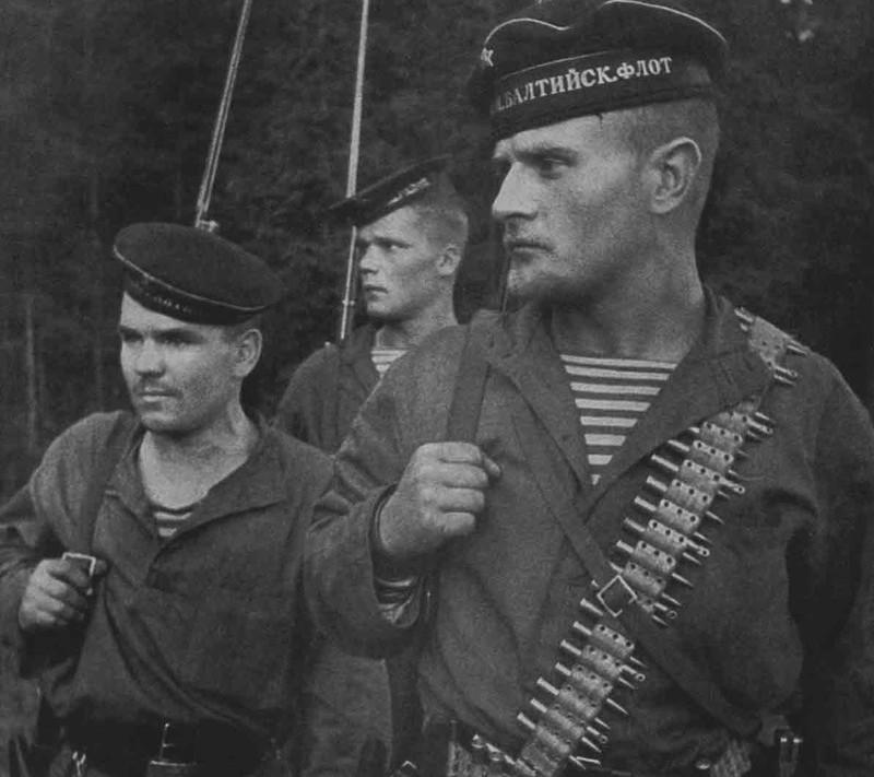 По оккупированной территории до партизанского отряда
