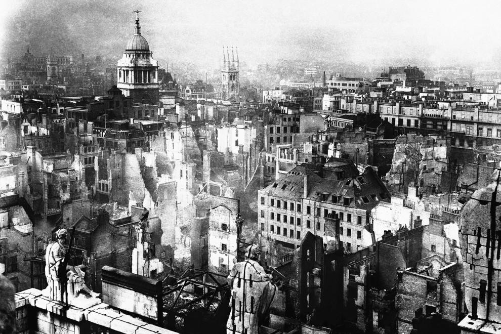 Англия после 2 мировой
