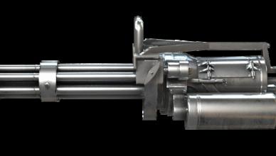 Пулемет Гатлинга
