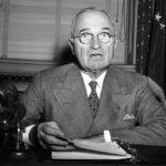 Гарри Трумэн — биография, политика