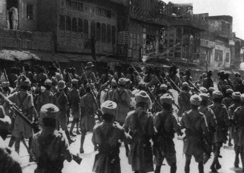 Индия в 1930