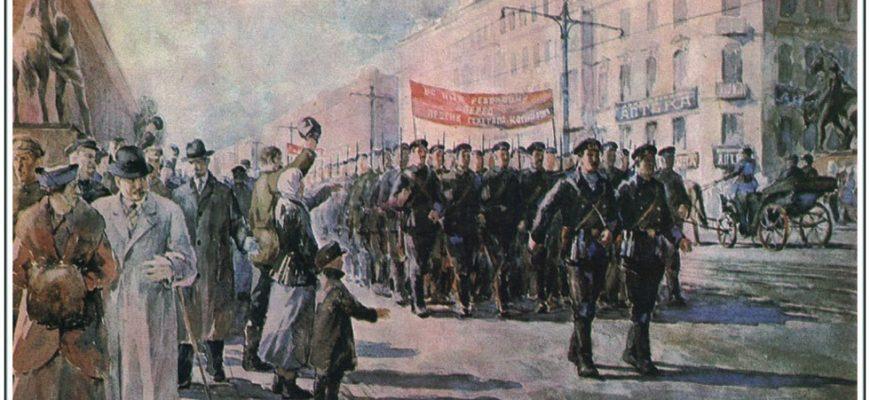 Корниловский мятеж