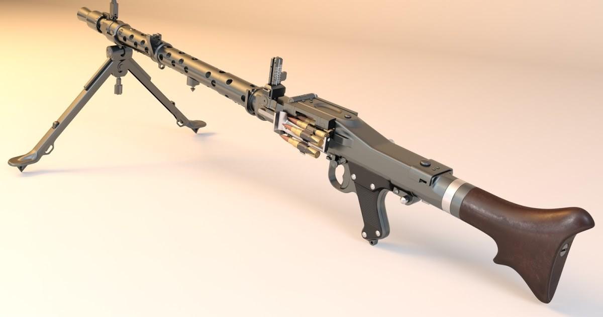 Пулемет MG-34