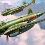 Пе-2 – пикирующий бомбардировщик