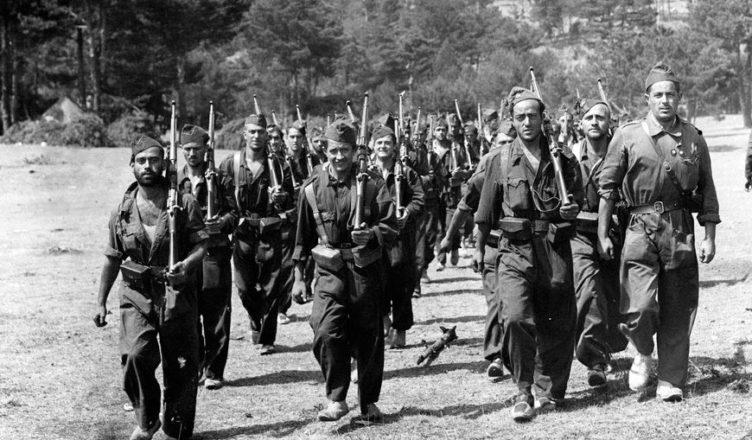 Испания в 30-е годы