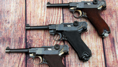 Пистолет Luger «Parabellum»