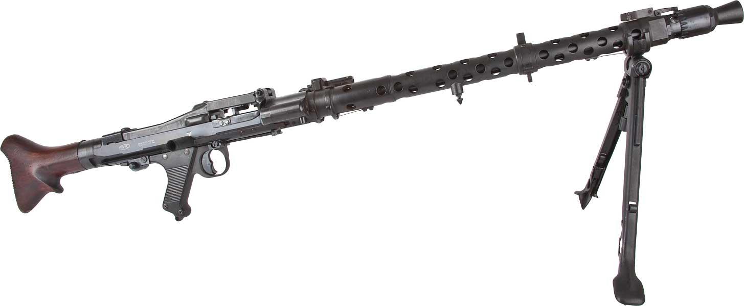 Единый пулемет MG34