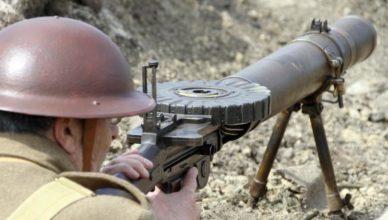 Оружие первой мировой