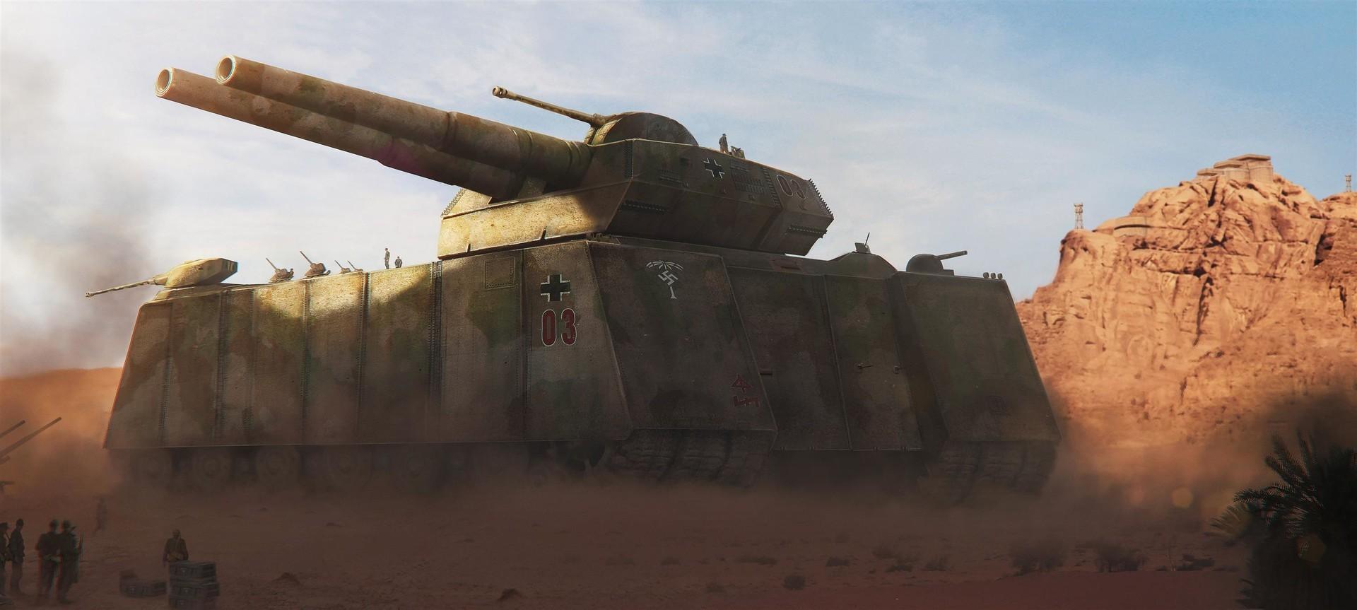 танк Ратте