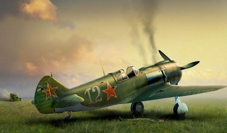 Самолеты второй мировой