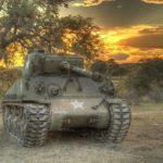 Танк Шерман (M4 Sherman)