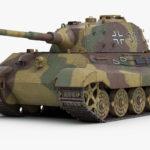 Танк Тигр II