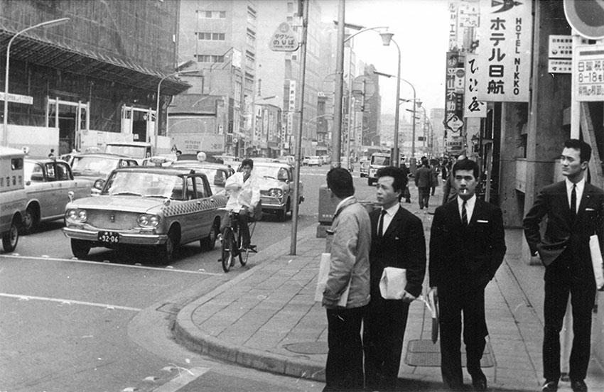 Токио 1965 год