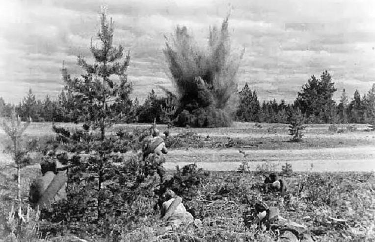 направление операции багратион 1944.