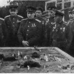 совещание перед белорусской операцией