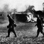 немцы в деревне