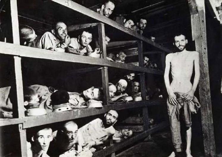 лагерь смерти