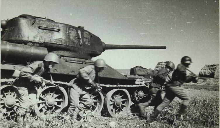 бой танки вов