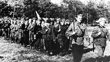 отряд партизан