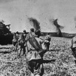 Оставалось очистить последние километры Советской земли