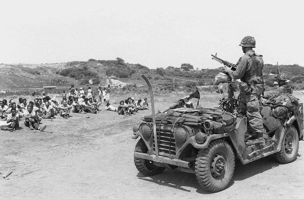 Военная операция в Гренаде