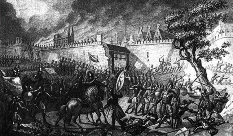 Ливонская война