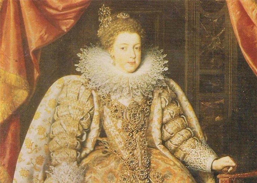 Мария Медичи
