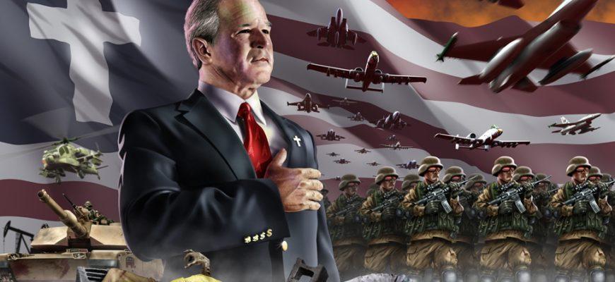 Войны США в 20 веке