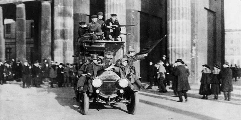 Революция в Германии 1918-1919